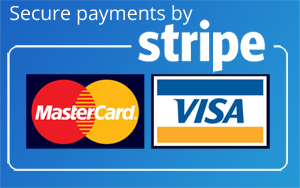 Secure Website Payments by Stripe