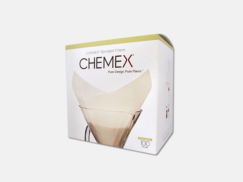 Chemex coffee filter papers