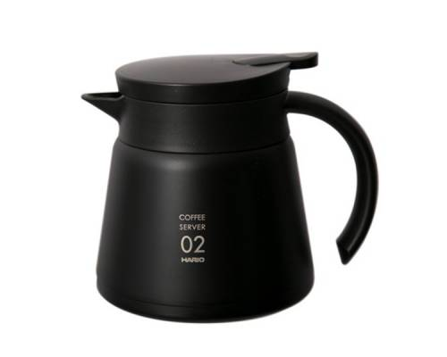 Hario Thermal V60 Server (black)