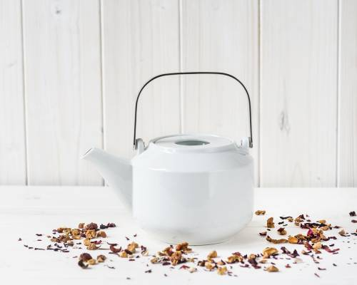 Kinto Teapot 600ml (white)