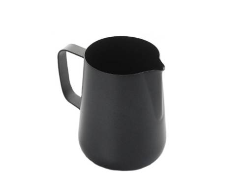 Teflon foaming jug black