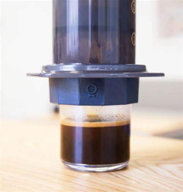 Prism aeropress attachment
