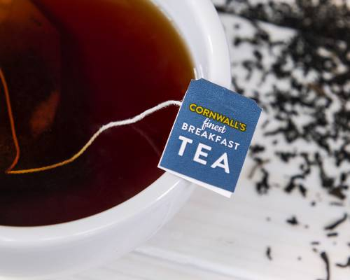 Cornwalls Finest 1 Cup Teabags x 100 image