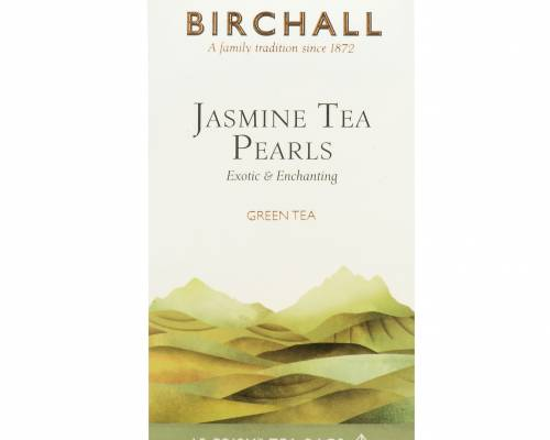 Box of Birchall Jasmine Tea