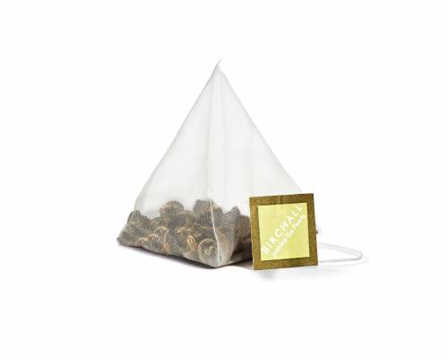Pyramid bag of Birchall Jasmine Tea