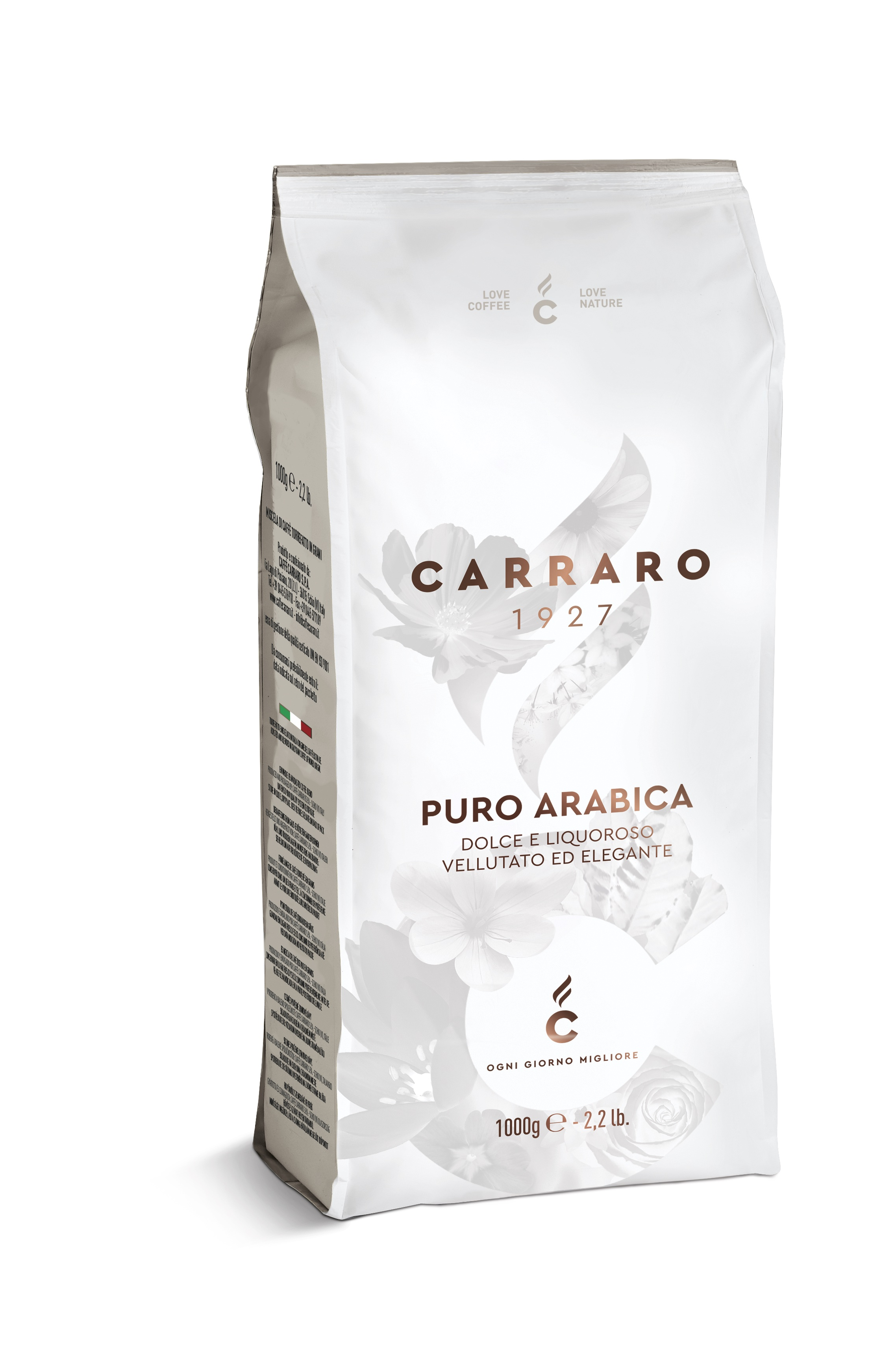 1927 Dolci Arabica 1kg Coffee beans