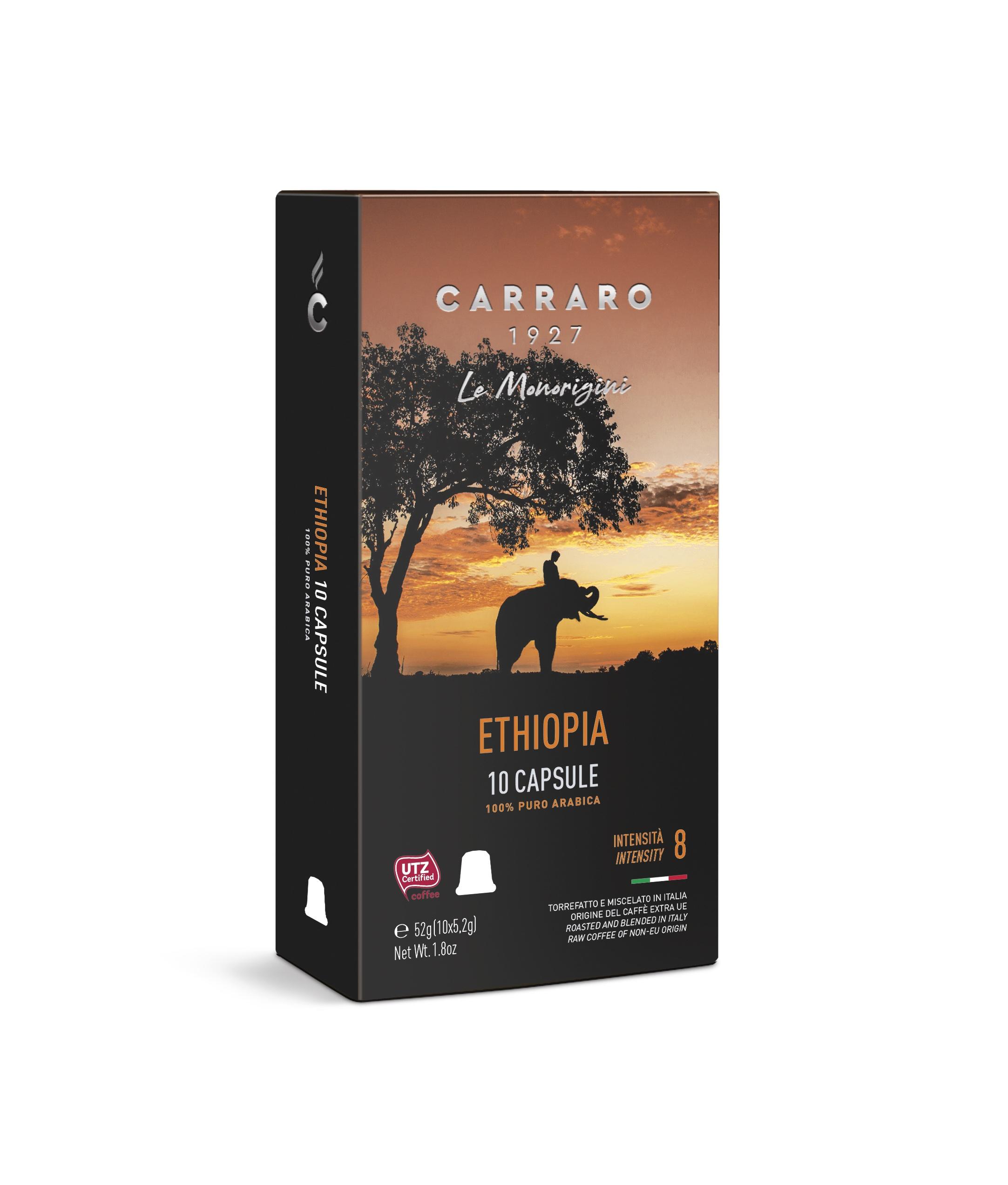 Ethiopia Coffee Pods x 10