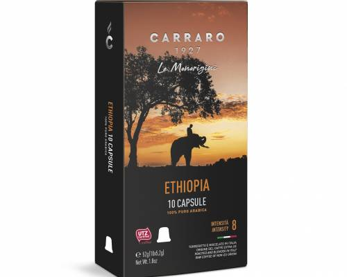 Ethiopia Coffee Pods x 10