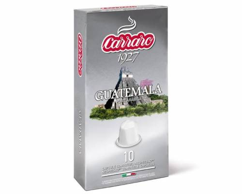 Guatamala Coffee Pods x 10