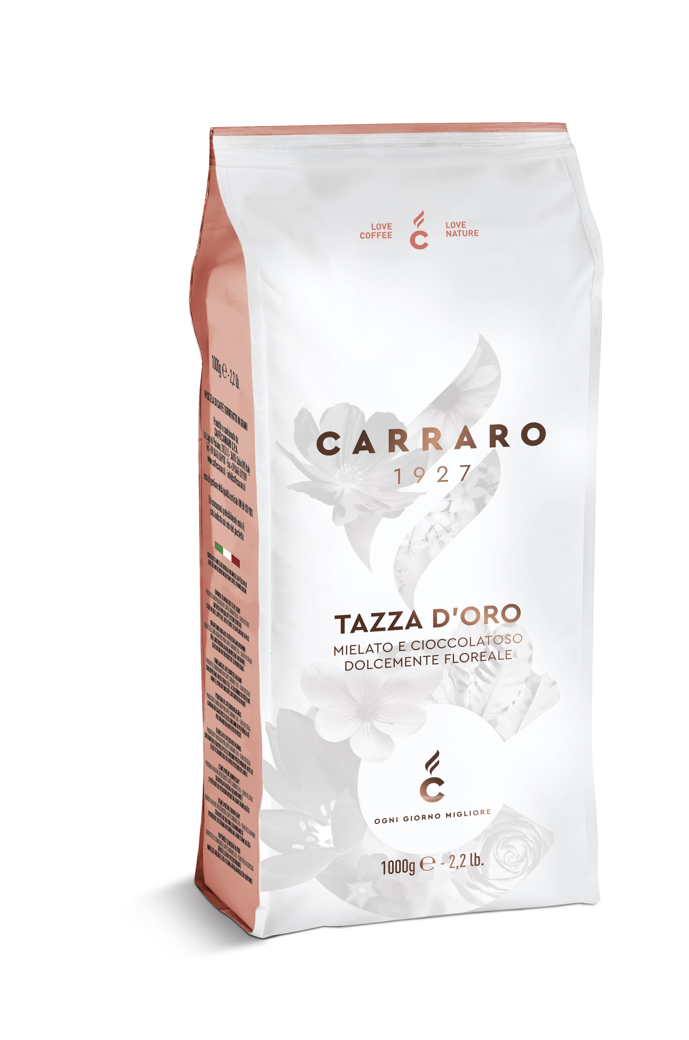 Tazza D'Oro 1kg Coffee Beans