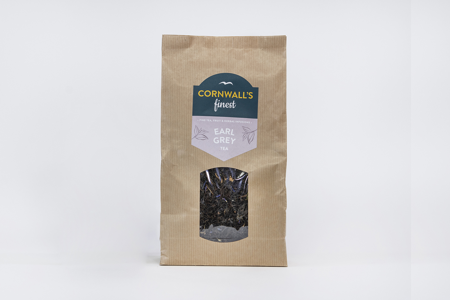 Cornwall's Finest Earl Grey Leaf Tea
