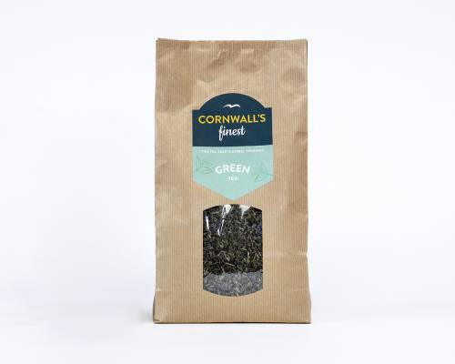 Cornwall's Finest Green Leaf Tea