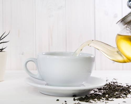 Cornwall's Finest Green Leaf Tea image