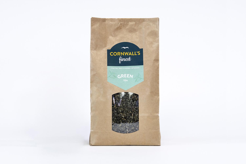 Cornwall's Finest Green Leaf Tea