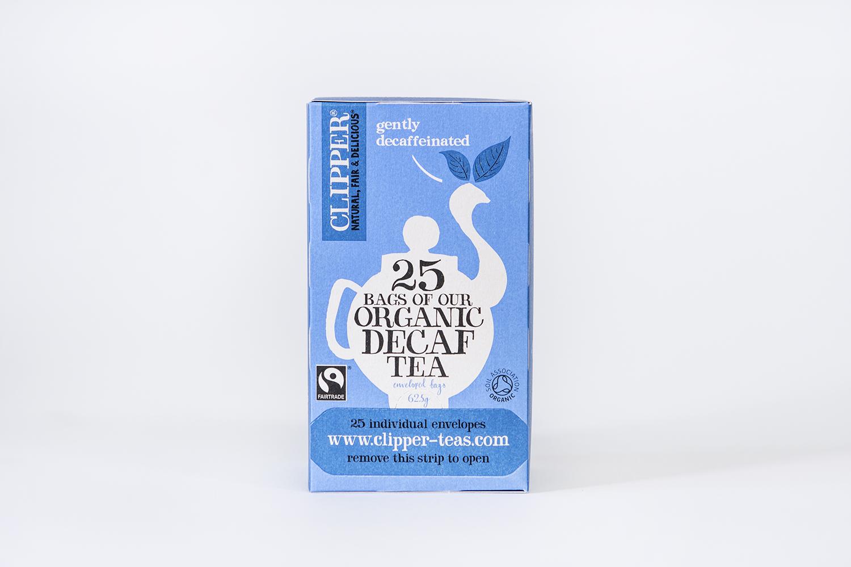 Organic Everyday Decaf Tea