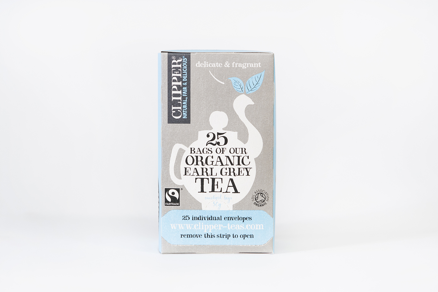 Organic Fairtrade Earl Grey