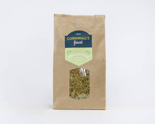 Cornwall's Finest Chamomile Flowers Infusion