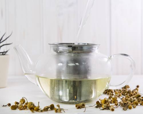 Cornwall's Finest Chamomile Flowers Infusion image
