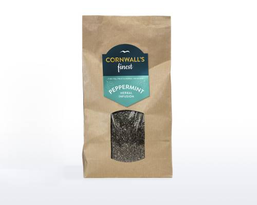 Cornwall's Finest Peppermint Herbal Tea
