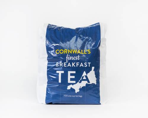 Cornwall's Finest Breakfast Teabags x 1100 Catering Pack image