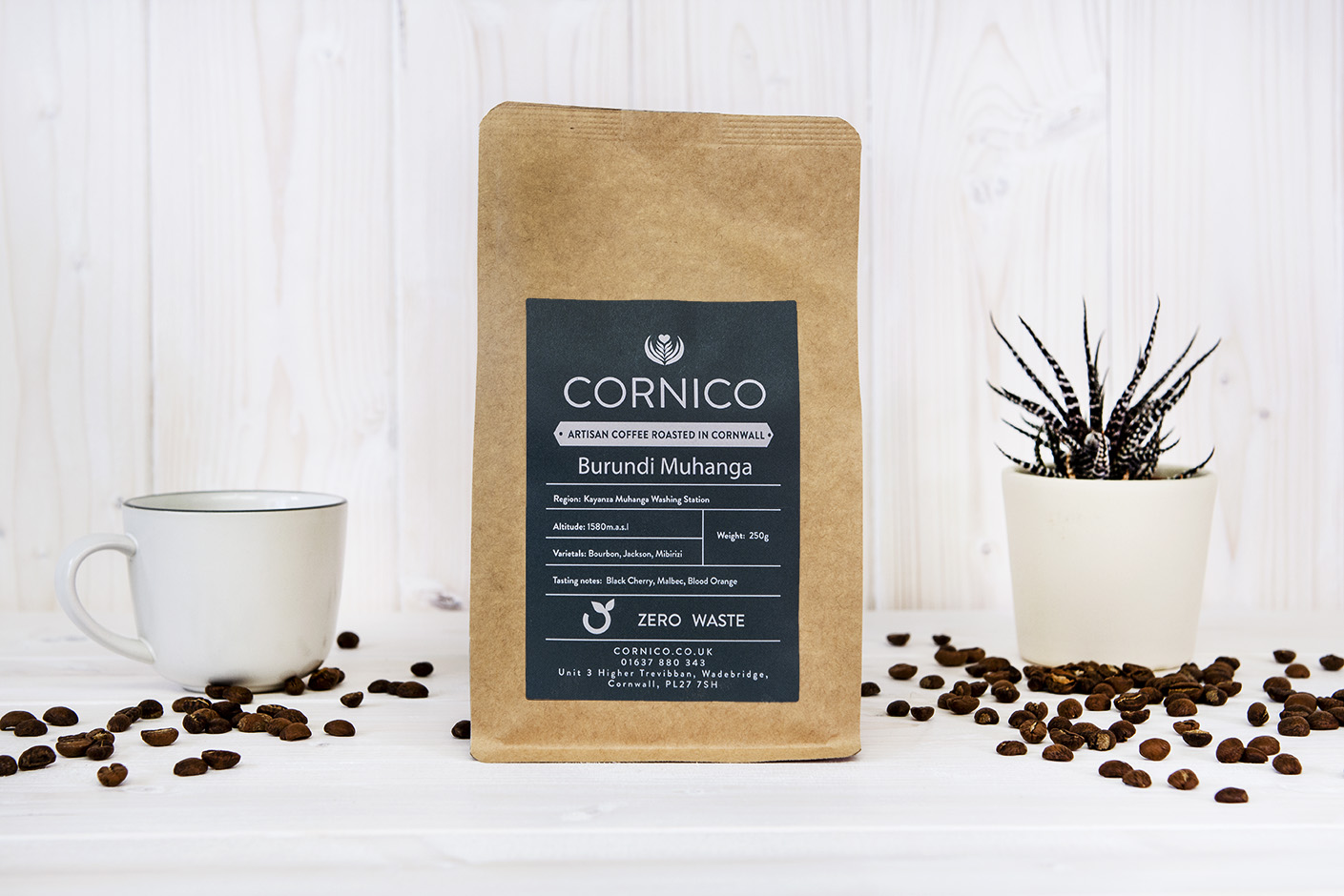Burundi Coffee 250g