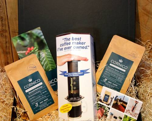Cornico Coffee Hamper  image
