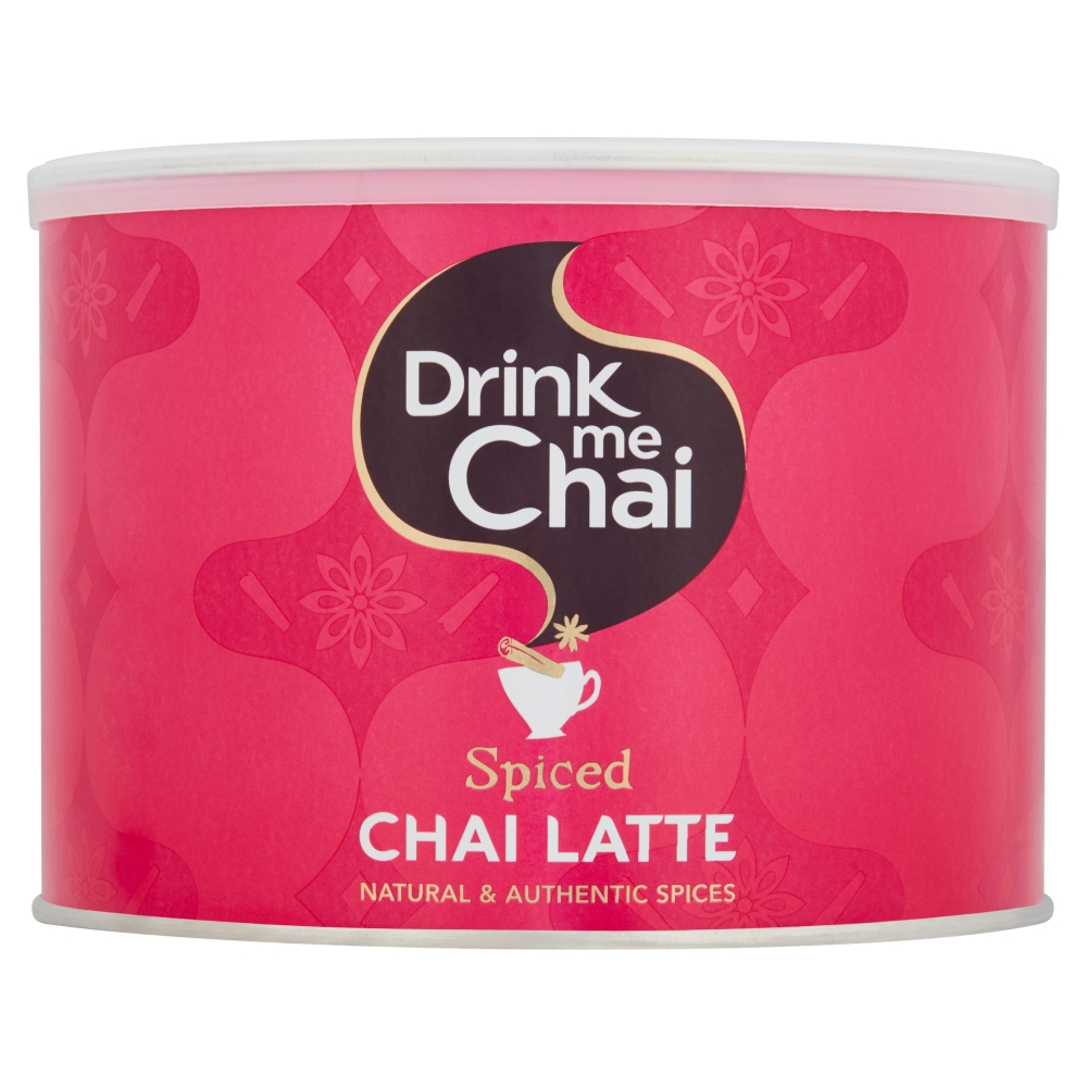 Drink Me Chai Spiced Latte
